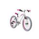 Cube Kid 200 kinderfiets Kinderen roze/wit
